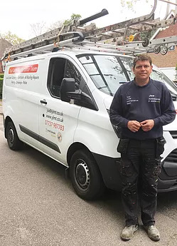 25 Years of Experience in the Home Maintenance Business